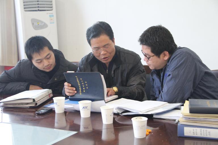 """钼炉料产品部2012年创建""""三无""""班组活动"""